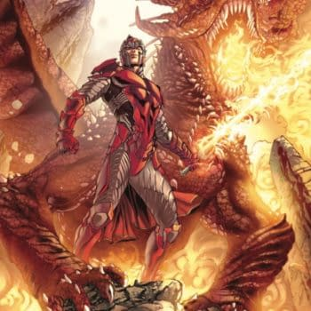 Dragon Clan Leads Zenescope Entertainment's May Releases
