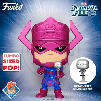 Funko Unveils New Limited Edition 10 Galactus Pop Vinyl