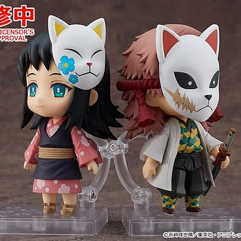 Demon Slayer Sabito and Makomo Coming Soon To Good Smile