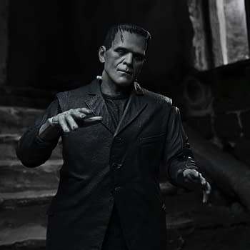 Frankenstein Gets The Ultimate Treatment From NECA