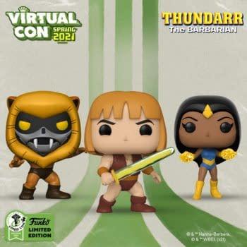 Funko ECCC Reveals - Thundarr the Barbarian and MOTU