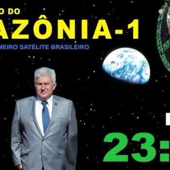 Separated At Birth: President Bolsonaro and Justice League Satellite