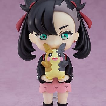 Pokémon Rival Marnie Wants to Battle With Good Smile Company