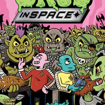Orcs In Space: The New Comic From Rick and Morty Creator Justin Roiland.