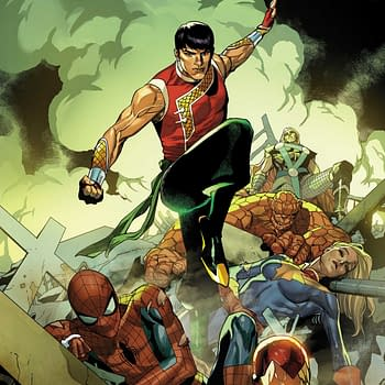 Shang-Chi: Marvel Announces New Ongoing Comic Series Coming In May