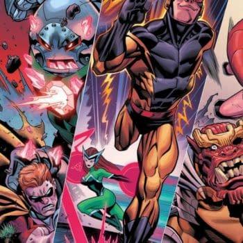 New Preview Of Marvel's Heroes Return