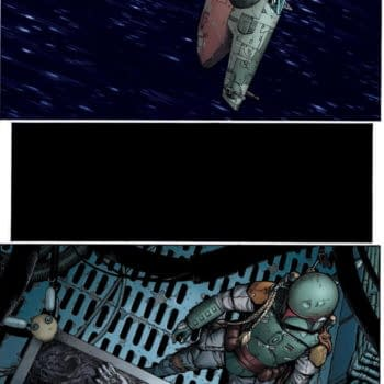 Star Wars; War Of The Bounty Hunters Preview Art