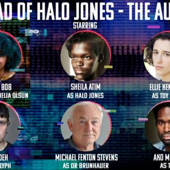 2000AD Audios: Joseph Fiennes as Dredd with Cream of UK Acting Talent