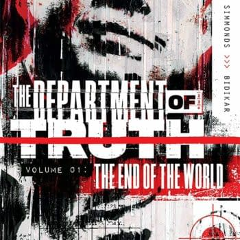 The Department Of Truth To Be A TV Show