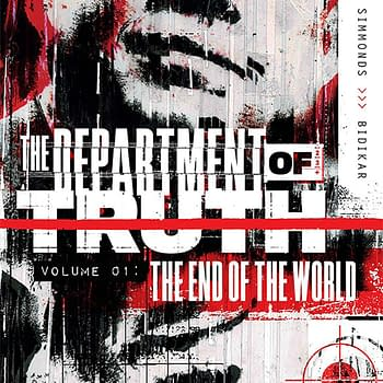 The Department Of Truth To Be A TV Series &#8211 Honest (UPDATE)