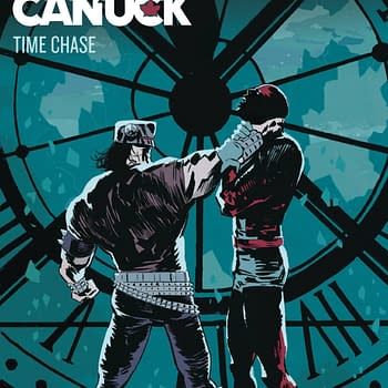 Captain Canuck Gets A Prose Novel In Lev Gleason May 2021 Solicits