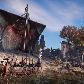 Assassin's Creed Valhalla Receives New River Raids Game Mode