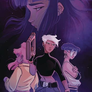 Han Solo-Vibes in Becstar Launching in Mad Cave May 2021 Solicits