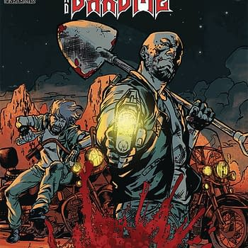 Blood Skulls And Chrome In Second Sight May 2021 Solicits
