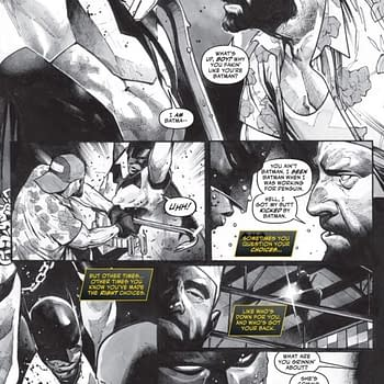 Sunday Spoilers: Big First Appearances In Batman: Black And White #3
