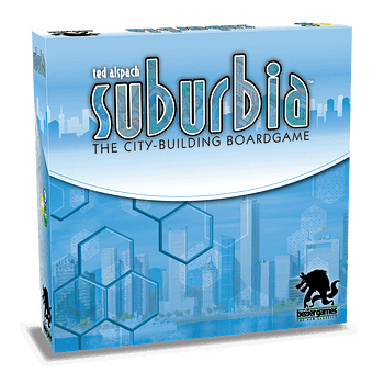 Bézier Games To Release Expansions To Suburbia