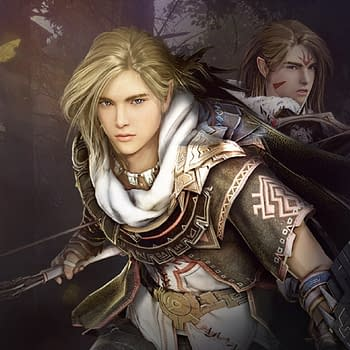 The Archer Class Comes To Black Desert Mobile Next Week
