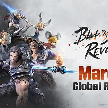 Netmarble Will Launch Blade &#038 Soul Revolution On March 4th