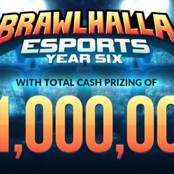 Ubisoft Reveals Plans For The 2021 Brawlhalla Esports System