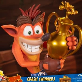 Crash Bandicoot Receives Wins the Race With First 4 Figures