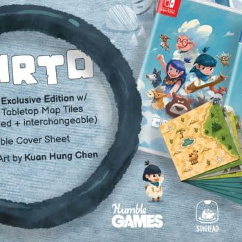 Carto Is Getting Special Physical Editions By Humble Games & Iam8bit