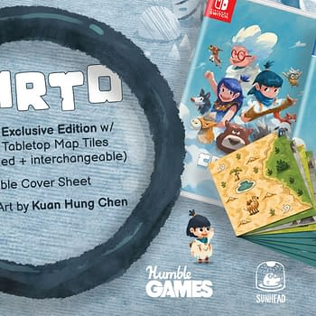 Carto Is Getting Special Physical Editions By Humble Games &#038 Iam8bit