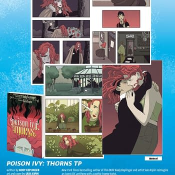 What If DC Publish A Poison Ivy Graphic Novel Without Telling Anyone