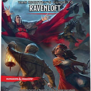 Dungeons &#038 Dragons Announces Van Richtens Guide To Ravenloft