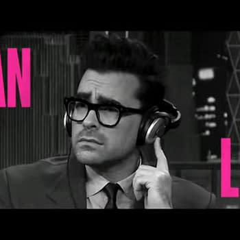 Saturday Night Live Shares Look at Dan Levy at SNL Table Read