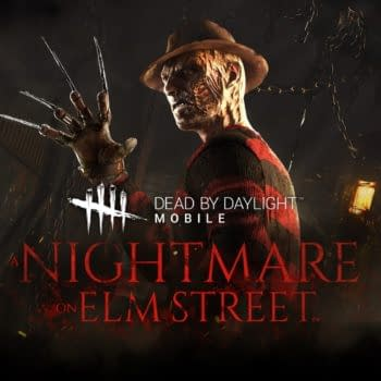 Freddy Krueger Arrives In Dead By Daylight Mobile