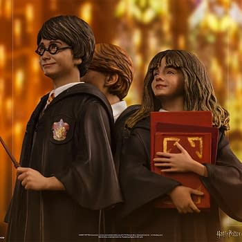 Hermione Granger Casts a Spell for 20 Years of Magic With Iron Studios