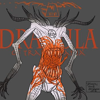 Ricardo Delgado Illustrates Bram Stokers Dracula Anew