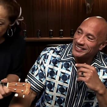 Young Rock: Dwayne Johnsons Mom Ukulele-Serenades Jimmy Fallon