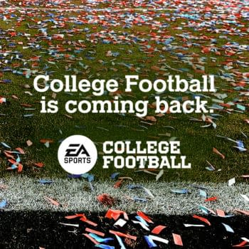 Electronic Arts Will Be Bringing Back College Football Games