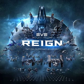 CCP Games Launches First Quadrant Of 2021 With EVE Online: Reign
