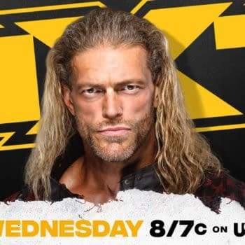 Edge will appear on NXT to finally give the show a ratings victory over AEW Dynamite