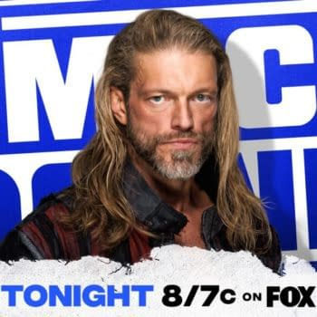 Edge will kick of Smackdown with a long and formulaic WWE opening promo this week.
