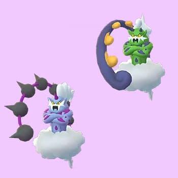 Shiny Landorus Thundurus Tornadus &#038 Nosepass Come To Pokémon GO