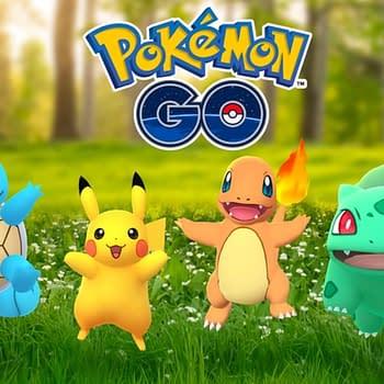 The Kanto Celebration Is Now Live In Pokémon GO