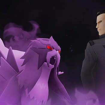 What Is The New Shadow Legendary Coming To Pokémon GO