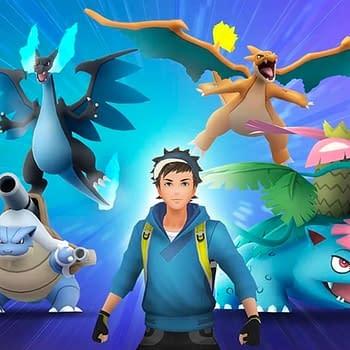 Pokémon GO Announces Mega Raids For March 2021