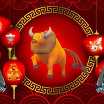 Mega Gyarados Arrives in Lunar New Year Event in Pokémon GO
