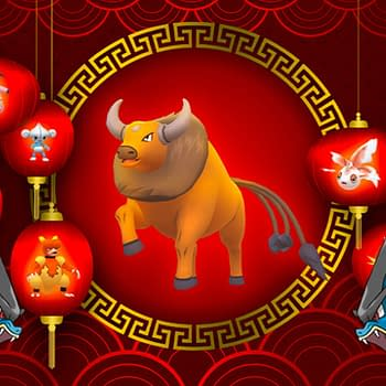 The Lunar New Year Event 2021 Kicks Off In Pokémon GO