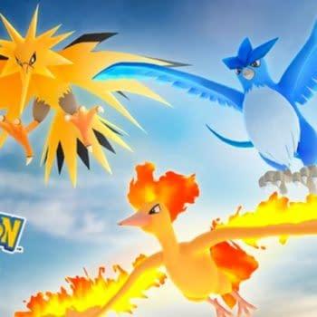 Pokémon GO Kanto Raid Day 2021 Review: Bird Trio