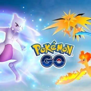 Tonight is Raid Hour in Pokémon GO Featuring Mewtwo & the Birds