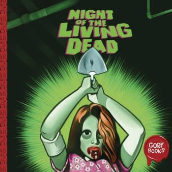 """215 Ink and Witter Entertainment Turn Horror Films Into """"Kids Books"""""""