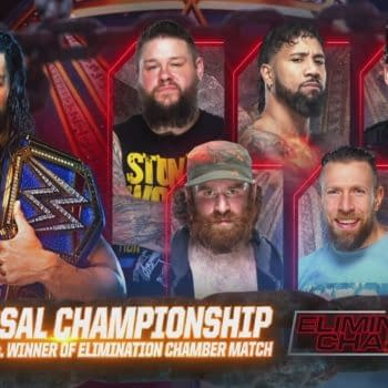Elimination Chamber Match Almost Pays Off Until Roman Shows Up