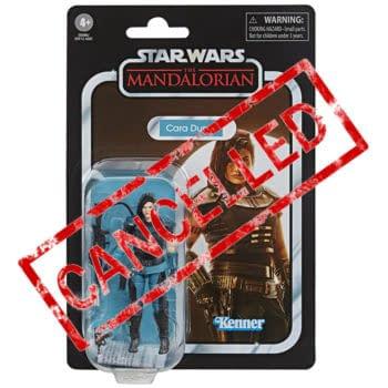 Is Hasbro Cancelling Future Cara Dune Star Wars Figures?