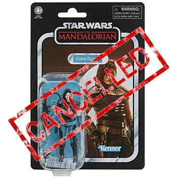 Is Hasbro Cancelling Future Cara Dune Star Wars Figures