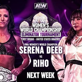 Dynamite Card Next Week Features Return of Riho to AEW